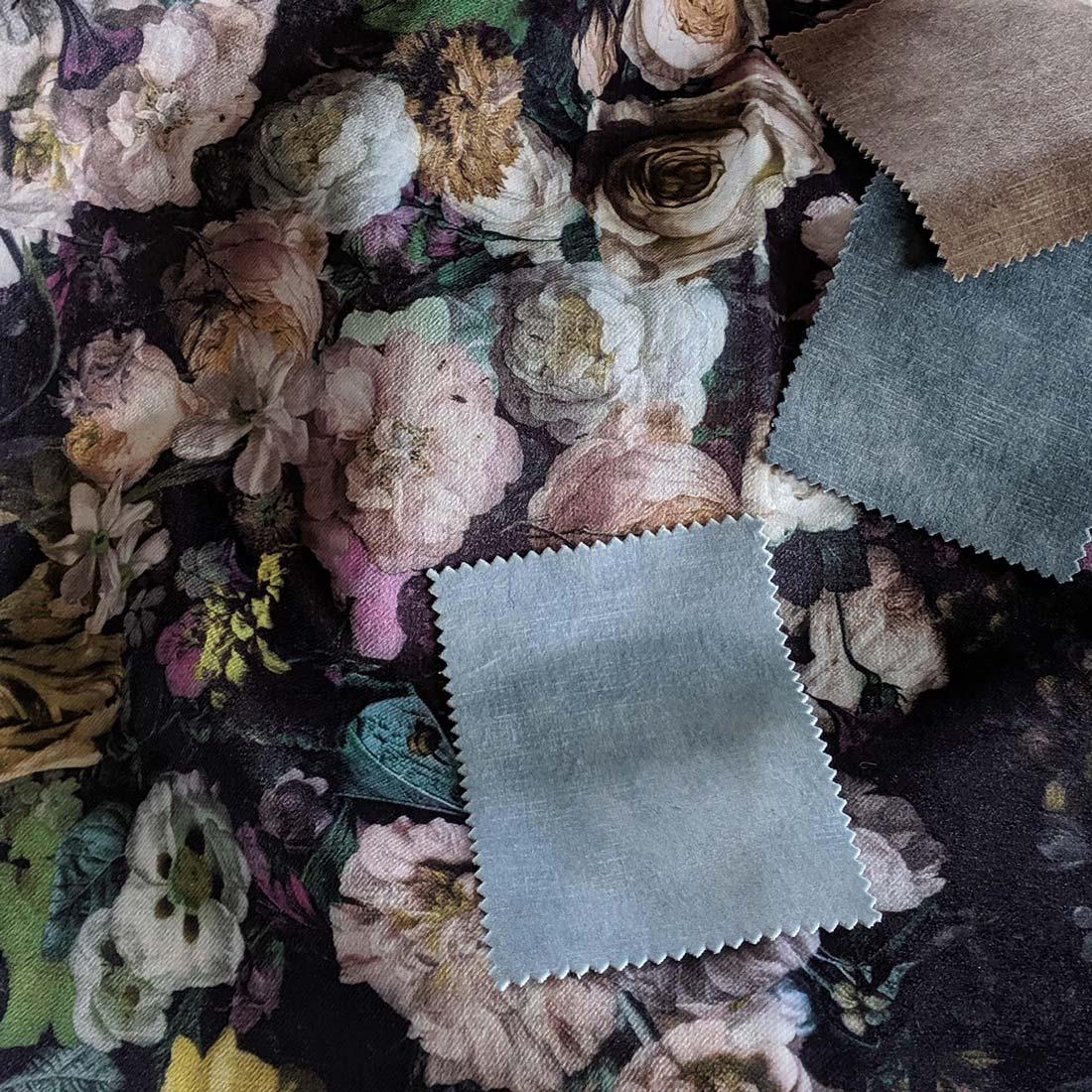 napier luxury accommodation pania suite fabric